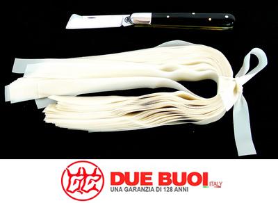 Skiepijimo peilis Due Buoi + Dovana
