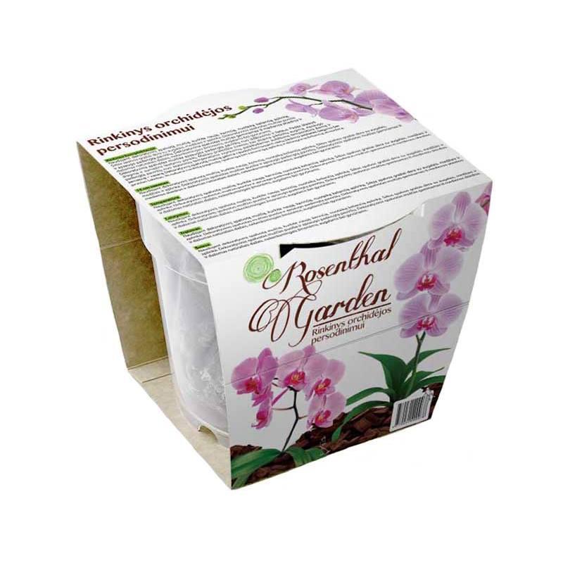 """Rinkinys orchidėjų persodinimui """"Rosenthal Garden"""""""